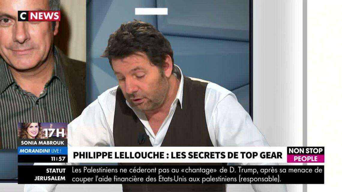 VIDEO – Quand Philippe Lellouche s'en prend à Dominique Chapatte (Turbo) et pointe ses relations avec les constructeurs automobiles