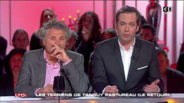 VIDÉO – La petite blague pas très classe sur Emmanuel et Brigitte Macron sur le plateau de Thierry Ardisson