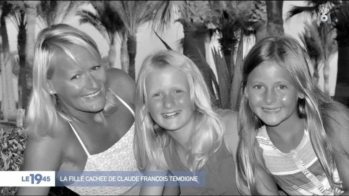 VIDEO – Julie, la fille cachée de Claude François: «C'était un secret difficile à porter, y compris pour mes enfants»