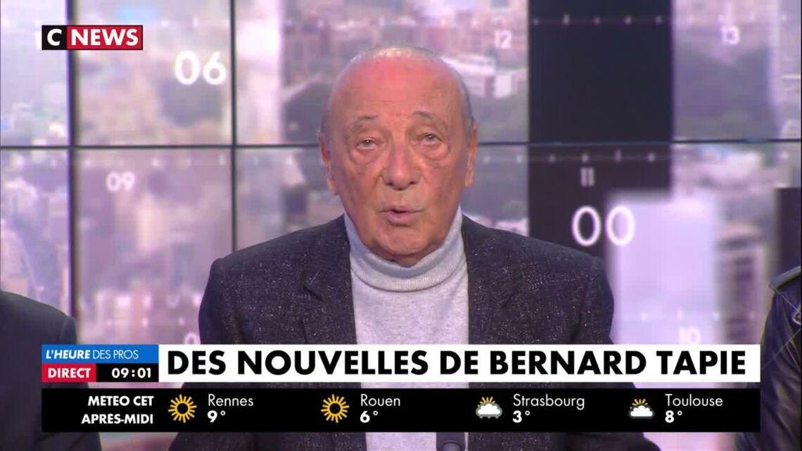 VIDEO – Bernard Tapie: après son opération, les nouvelles ne sont pas très rassurantes