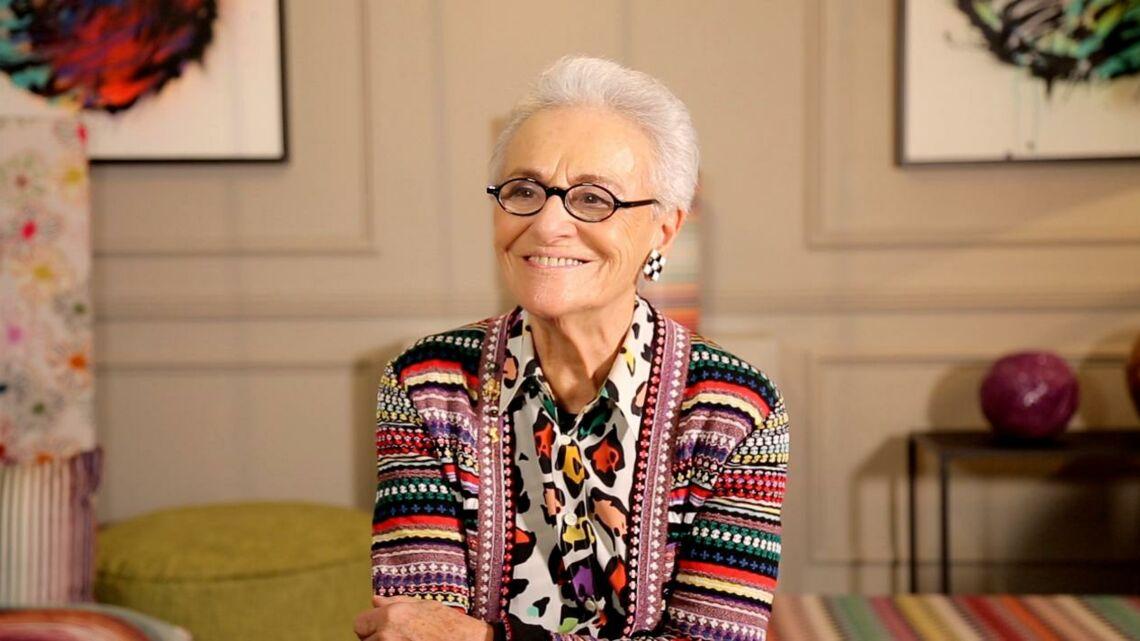 VIDEO- Rencontre avec Rosita Missoni, une femme lumineuse