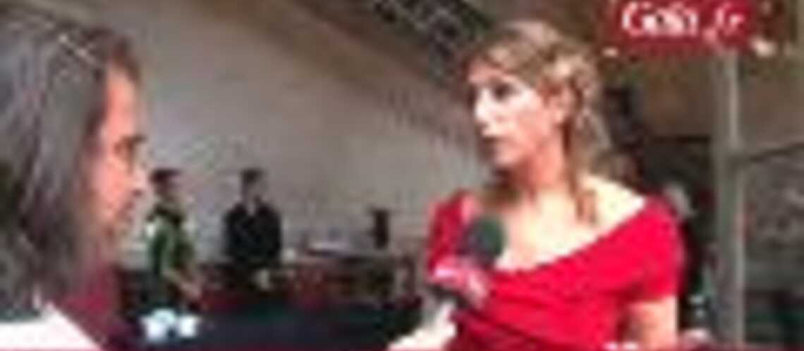Gala by night- Florence Foresti s'engage pour Maud Fontenoy