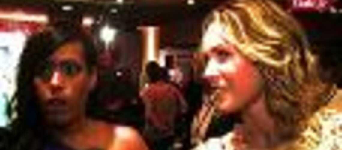 Vidéo- Lorie et Amel Bent, fées pétillantes