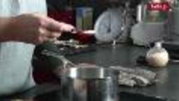 Vidéo- Recette pour les fêtes: des huitres au caviar Fauchon