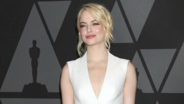 Photos – Emma Stone, star de Battle of the sexes, vous la préfé­rez brune, blonde ou rousse ?