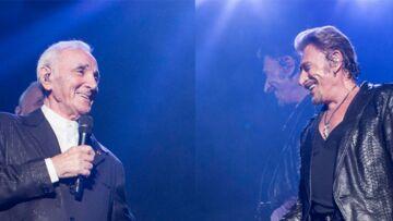 Charles Aznavour revient sur les débuts difficiles de Johnny Hallyday: «Ils ont été méchants avec lui»