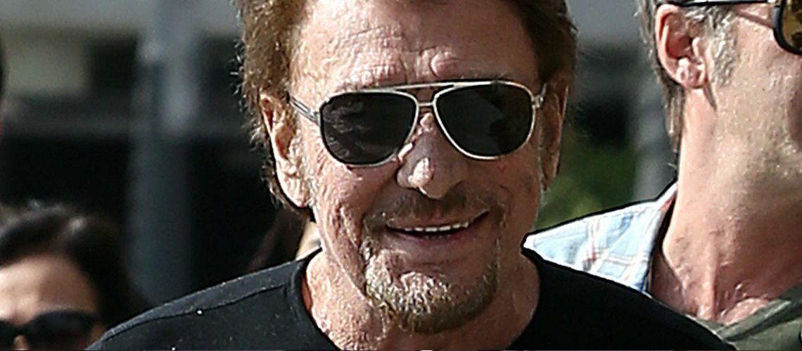 Johnny Hallyday a déjà fait écouter plusieurs chansons de son nouvel album à son ami Jean-Claude Camus