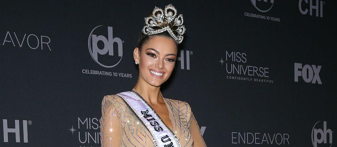 PHOTOS – Les 5 atouts beauté de Demi-Leigh Nel Peters,  la nouvelle Miss Univers