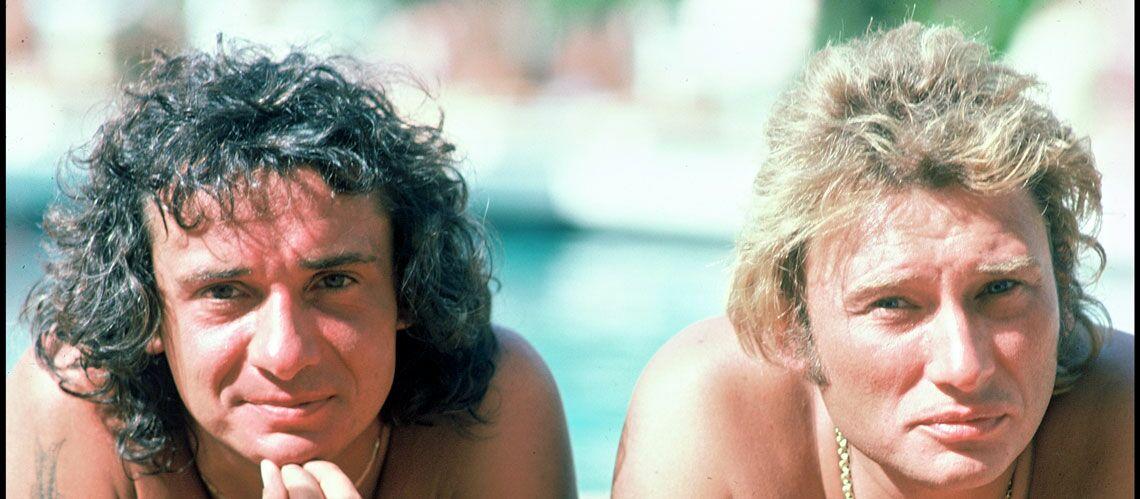 Michel Sardou et Johnny Hallyday fâchés: Jean-Claude Camus, leur ancien producteur, explique la raison de leur brouille