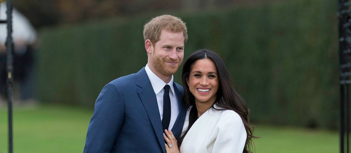 Le prince Harry et Meghan Markle adoubés par un proche de Lady Di