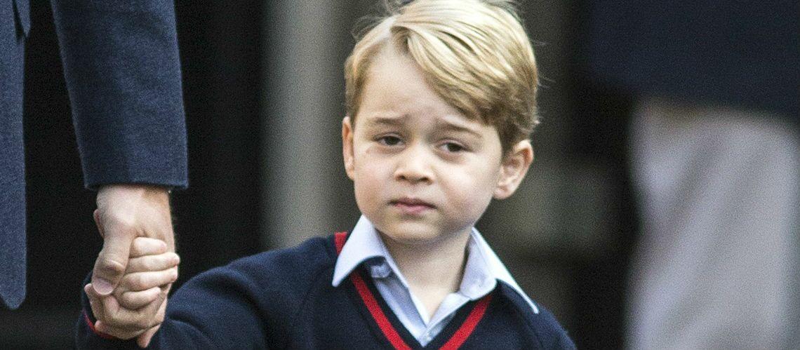 Le prince George a fait sa liste au Père Noël: le petit garçon sait bien ce qu'il veut!