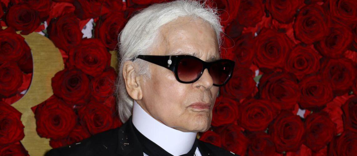 Karl Lagerfeld anticonformiste «J'ai payé cette liberté»: «certains sont choqués par le récit des années 70»