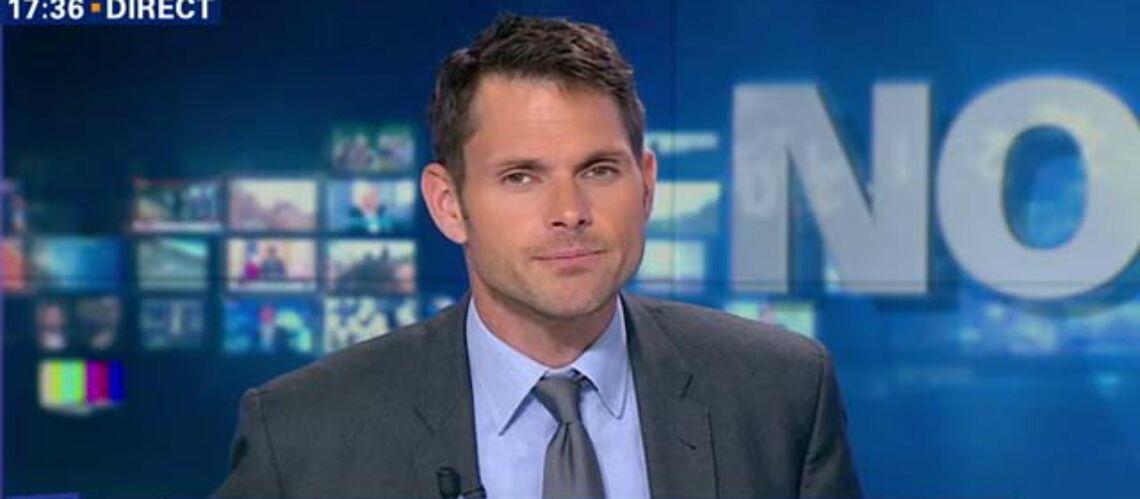 Frédéric de Lanouvelle ancien journaliste de TF1 et BFM TV rejoint l'équipe d'Emmanuel Macron