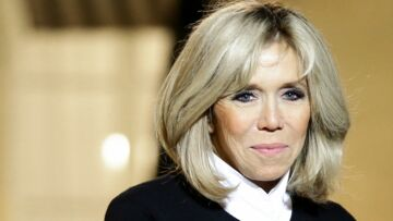 Brigitte Macron Première dame, elle reste fidèle à sa pièce mode fétiche: le jean Aquaverde