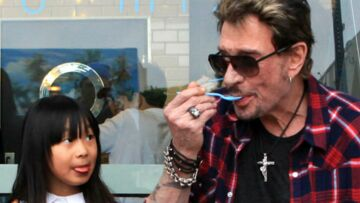 Johnny Hally­day : Ce qu'il veut trans­mettre à sa fille Jade