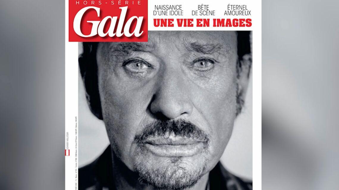 VIDEO – Mort de Johnny Hallyday: Découvrez le Hors-Série Gala qui rend hommage au chanteur