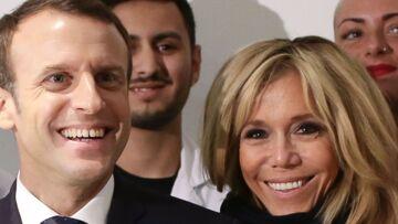 Comment Brigitte et Emmanuel Macron ont sympathisé avec Johnny Hallyday