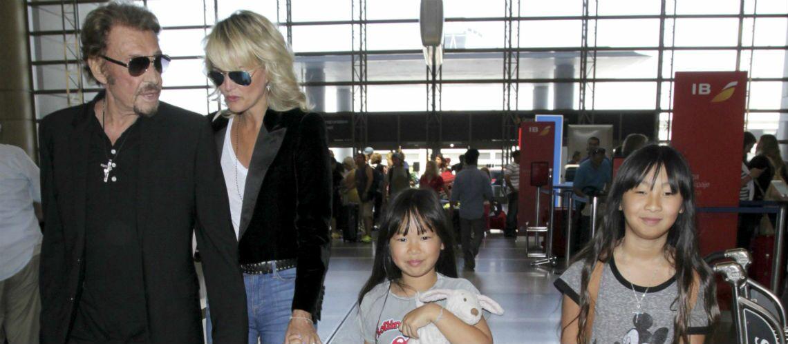 Les regrets de Johnny Hallyday: il voulait voir grandir ses filles et mourir à 85 ans