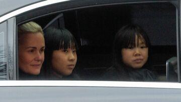 EXCLU – Jade et Joy Hallyday scolarisées à Saint Barth: les filles de Johnny et Laeticia reprennent une vie normale