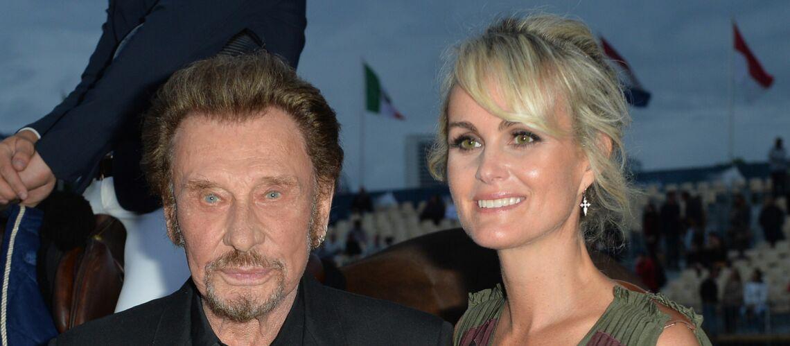 Laeticia voulait tant passer Noël avec son homme Johnny Hallyday
