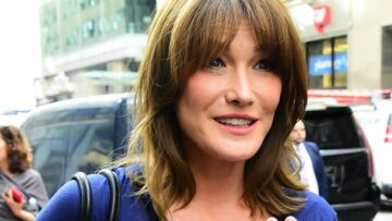 Carla Bruni: son hommage émouvant à la maman de Nicolas Sarkozy