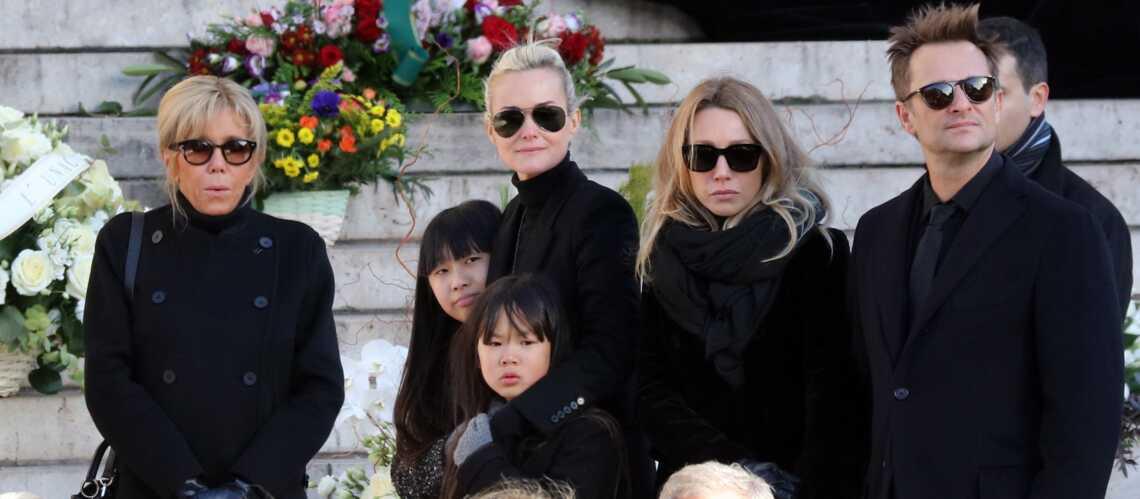 Pourquoi l'organisation des obsèques de Johnny Hallyday restera un mauvais souvenir pour Laeticia