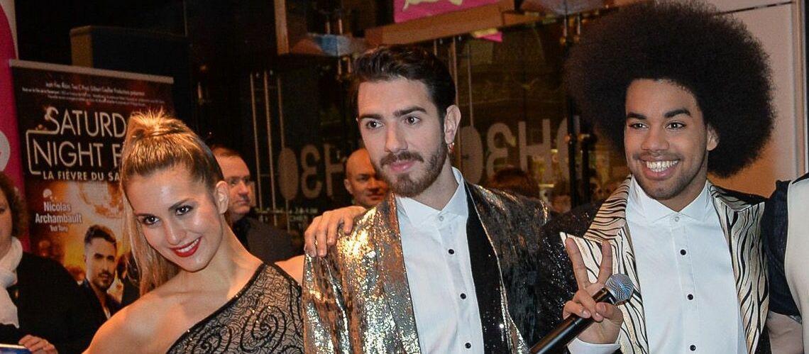 Étoiles du Sport 2017, jour 1: Quand la troupe de «Saturday Night Fever» fait danser Camille Lacourt et des dizaines de champions