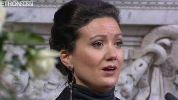 Qui est Julie Fuchs, la soprano qui a fait couler les larmes de Laeticia Hallyday lors de l'hommage à Johnny