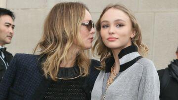 PHOTOS – Vanessa Paradis a 45 ans, sa fille Lily-Rose Depp est son sosie