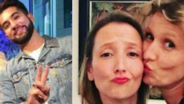 PHOTOS – Kendji Girac rencontre le père-Noël, Eva Longoria et son ventre arrondi, Alexandra et Audrey Lamy fêtent Noël… Hot, insolite ou drôle, la semaine des stars en images