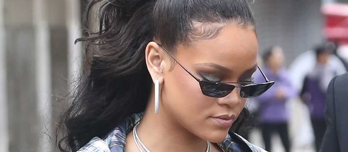 PHOTO – Rihanna en deuil: la chanteuse effondrée par la mort de son cousin, tué par balles