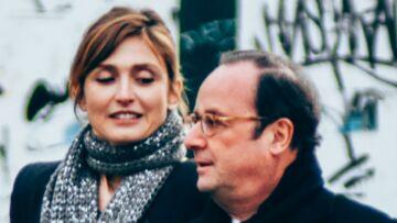 PHOTO – Promenade romantique sur une plage normande: François Hollande et Julie Gayet vivent leur amour au grand jour