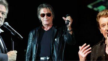 Johnny Hallyday avait «toujours un doute sur les gens qui gravitaient autour de lui», mais aucun sur Eddy Mitchell et Jacques Dutronc