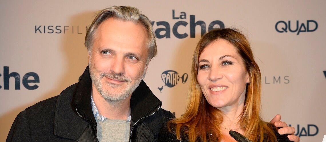 PHOTOS – Mathilde Seigner: qui est son compagnon, Mathieu Petit?