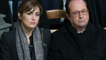Julie Gayet et François Hollande en goguette pour le Réveillon, non loin de Kate et William