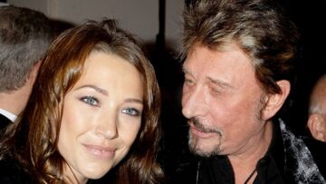 Johnny Hally­day et Laura Smet, le temps du bonheur
