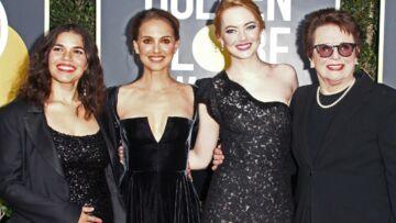 PHOTOS – Eva Longoria, Miranda Kerr, les plus beaux baby-bump des Golden Globes