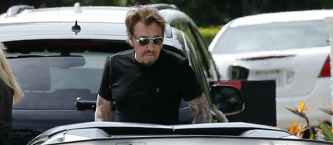 Johnny Hallyday, ses fans sont prêts à tout pour leur idole: une voiture de la star vendue aux enchères