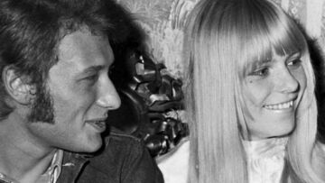 La photo de France Gall et Johnny Hally­day qui émeut les inter­nautes