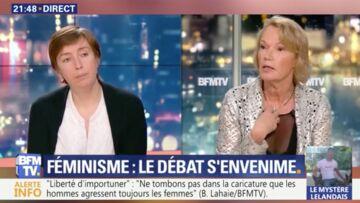 VIDÉO – Brigitte Lahaie indigne le plateau de BFM en affirmant qu'on peut jouir d'un viol