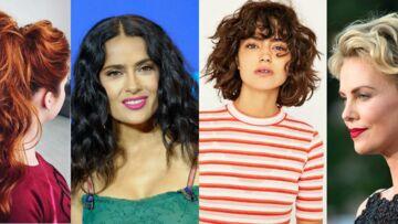 Coupe de cheveux: les tendances coiffures cheveux bouclés 2018