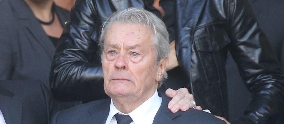 «J'ai ma tombe dans ma chapelle» quand Alain Delon évoque sa propre mort
