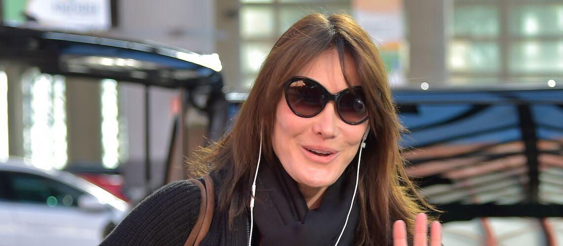 Carla Bruni de retour aux Enfoirés, 11 ans après sa dernière participation, pour rendre hommage à Johnny Hallyday