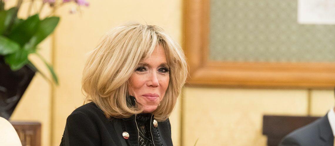 Pourquoi Brigitte Macron ne peut pas garder les tenues qu'on lui prête