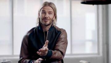 VIDEO – David Beckham: sa déclaration d'amour à sa femme Victoria Beckham à travers une ligne de cosmétiques