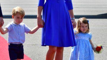 Les confidences (touchantes) de la reine sur le prince George et Charlotte