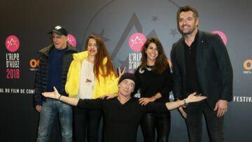 Alpe d'Huez 2018 – Reem Kherici: «Franck Dubosc est le patron de la comédie en France»