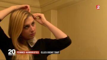 VIDÉO – Laura Laune de Incroyable Talent choque après une blague de mauvais goût sur la Shoah