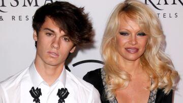 PHOTOS – Pamela Anderson, son fils est une bombe