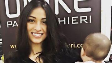 Une candidate de Miss Italie harcelée pour avoir défilé avec son bébé